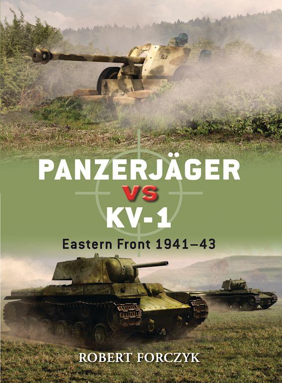 Panzerjäger vs KV-1 cover