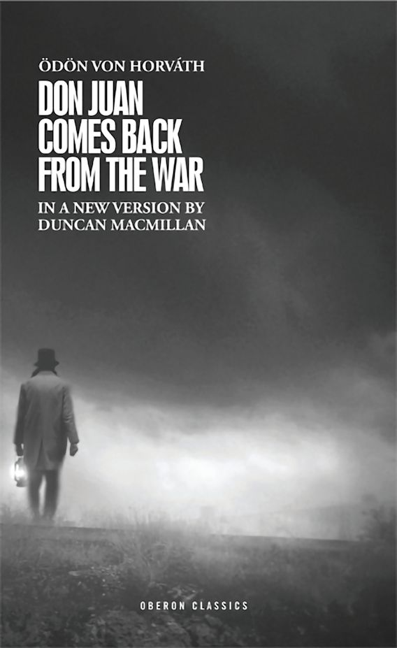 Don Juan Comes Back from the War cover
