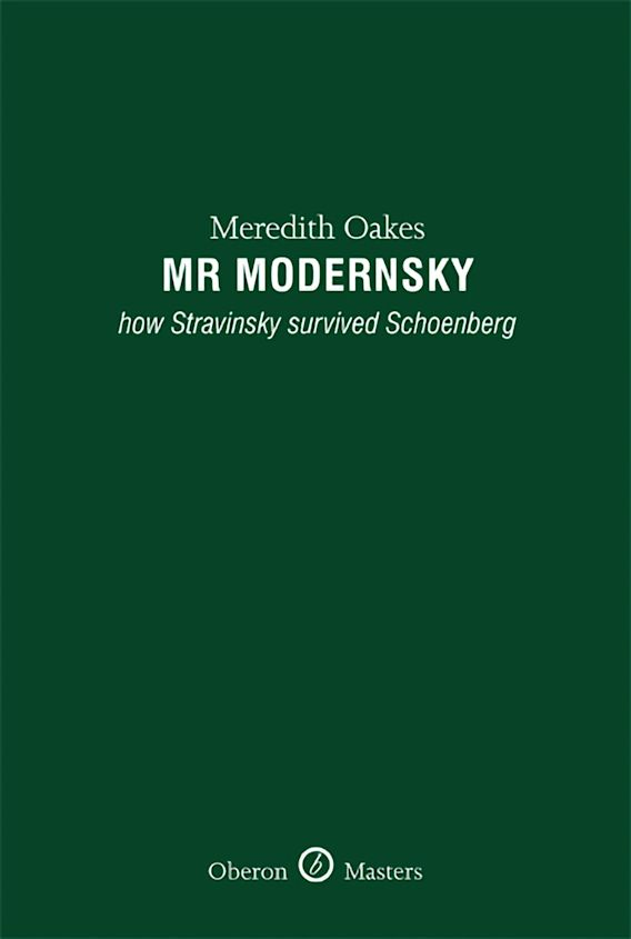 Mr Modernsky cover