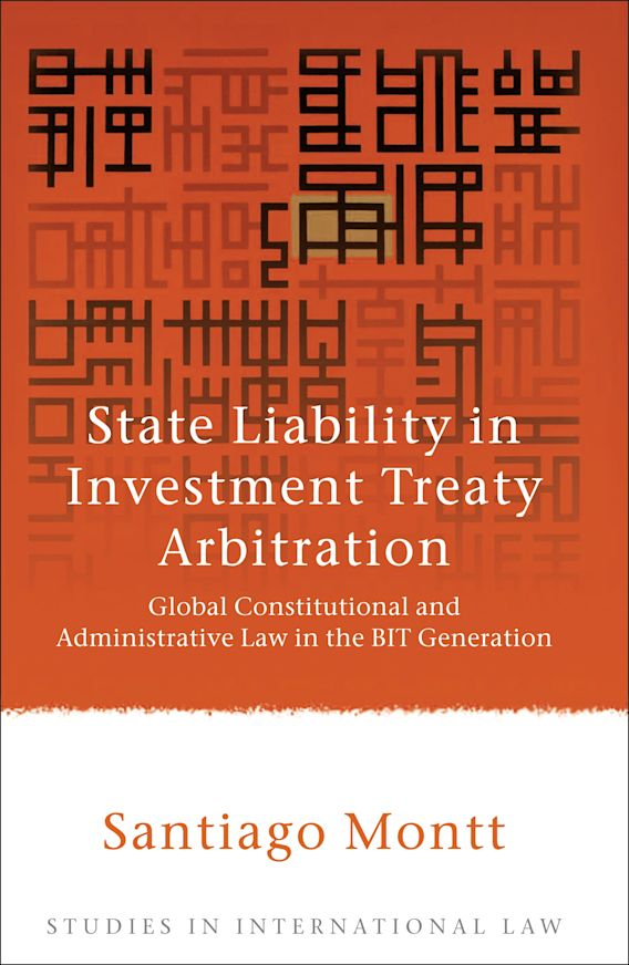 State Liability in Investment Treaty Arbitration cover