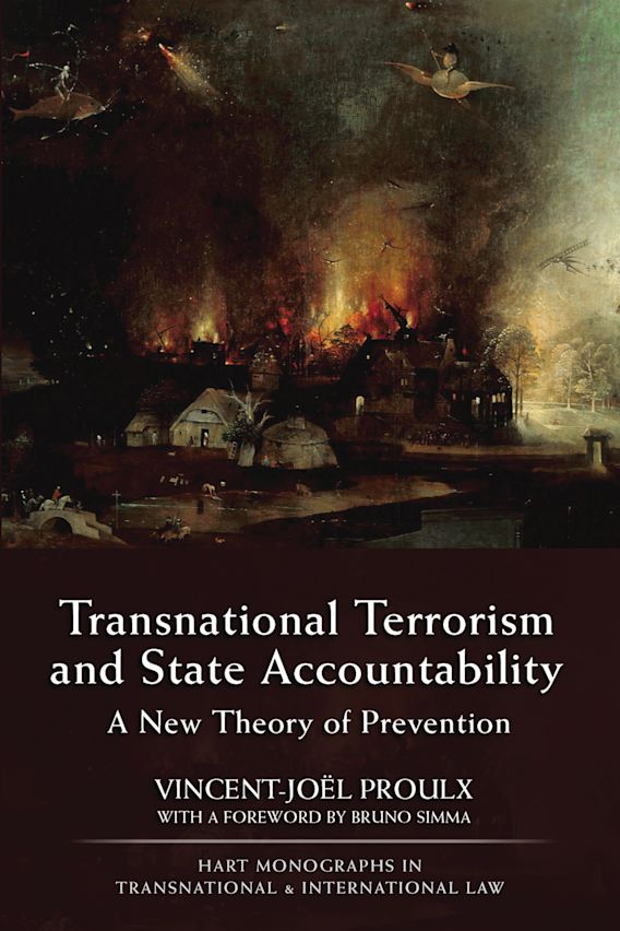 Transnational Terrorism and State Accountability cover