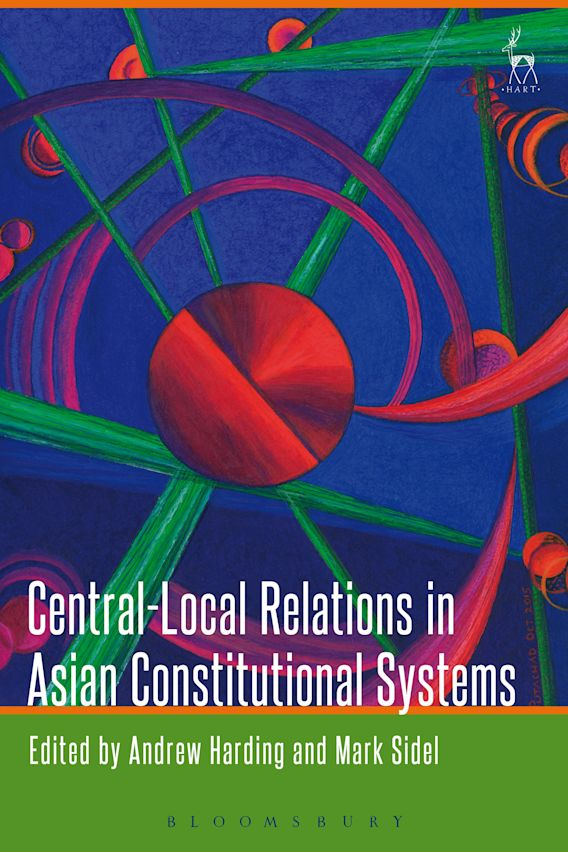 Central-Local Relations in Asian Constitutional Systems cover