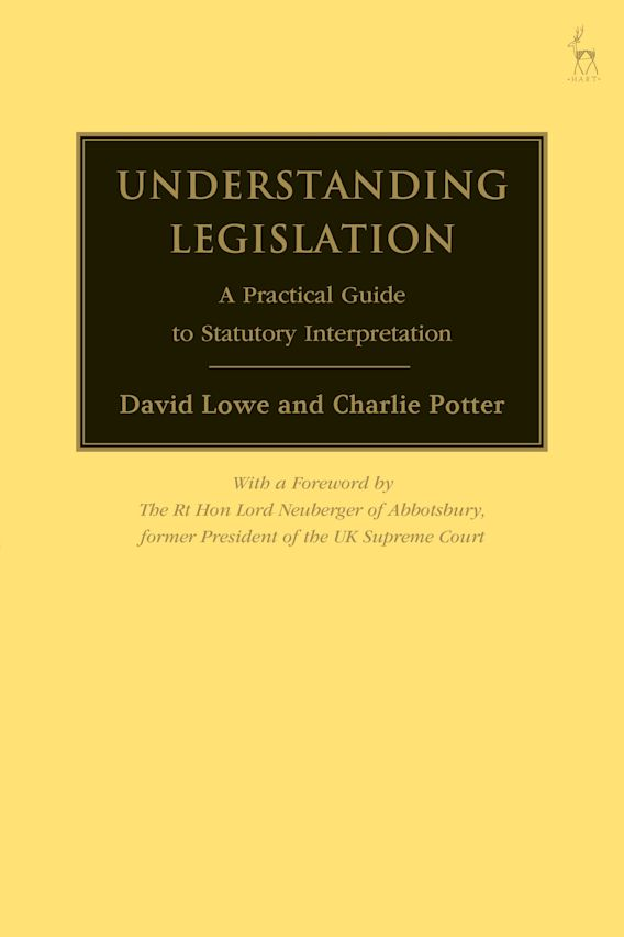 Understanding Legislation cover