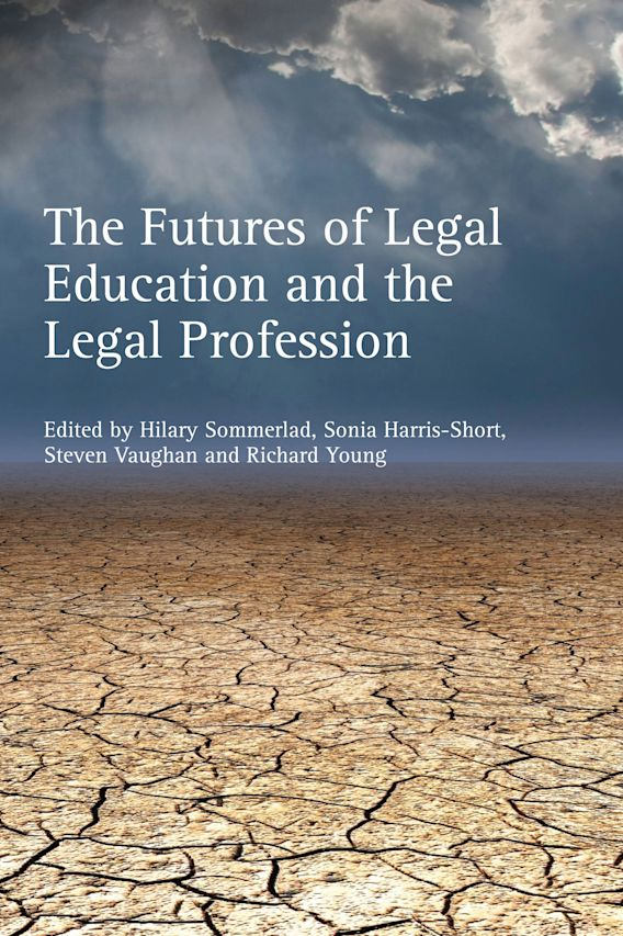 The Futures of Legal Education and the Legal Profession cover