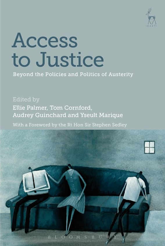 Access to Justice cover