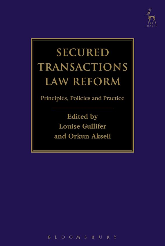 Secured Transactions Law Reform cover