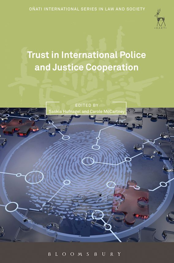 Trust in International Police and Justice Cooperation cover