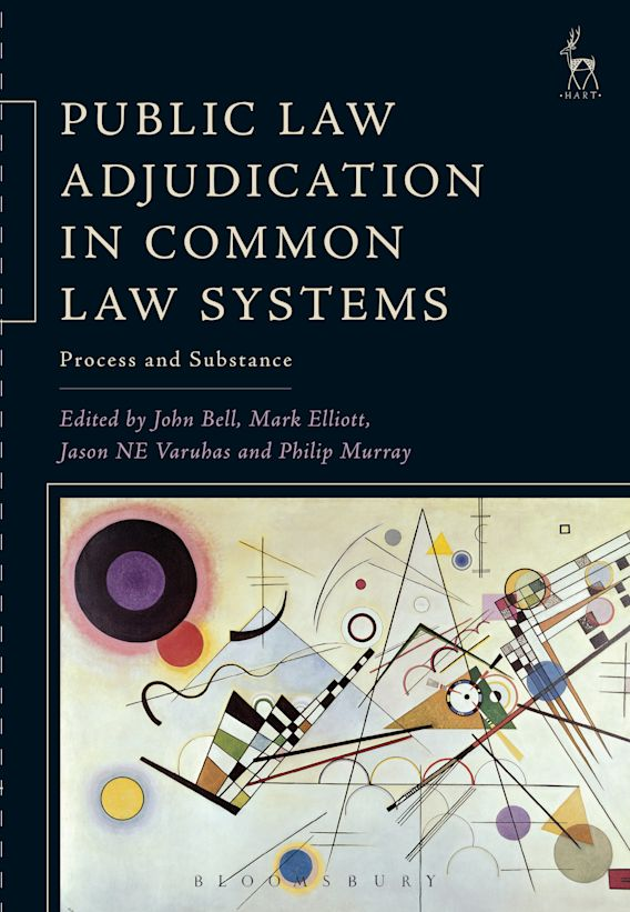 Public Law Adjudication in Common Law Systems cover