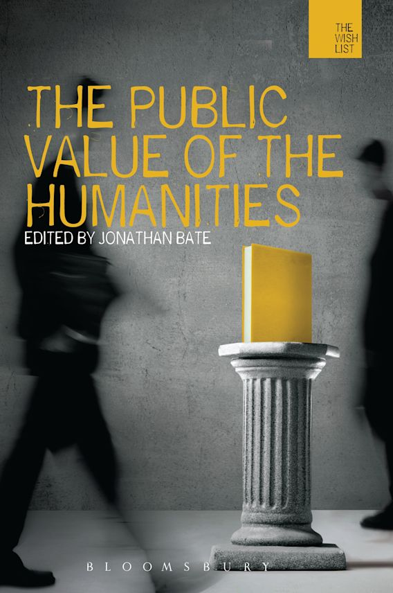 The Public Value of the Humanities cover