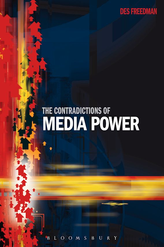 The Contradictions of Media Power cover