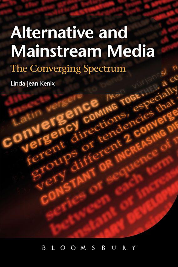 Alternative and Mainstream Media cover