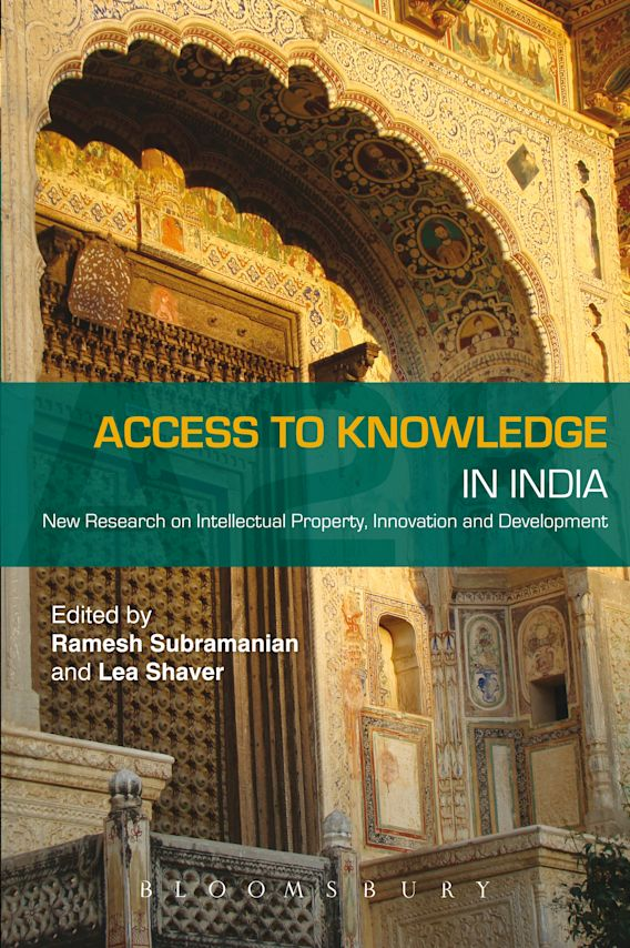 Access to Knowledge in India cover