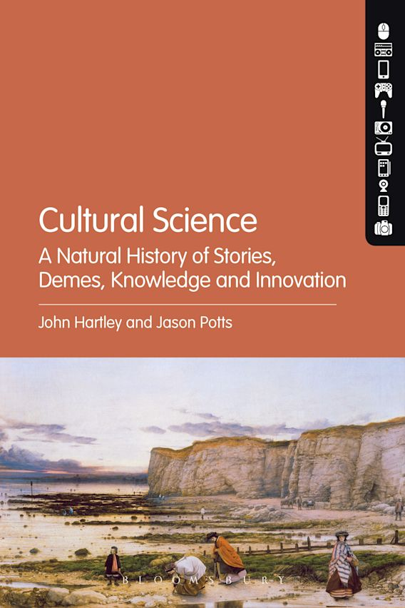 Cultural Science cover