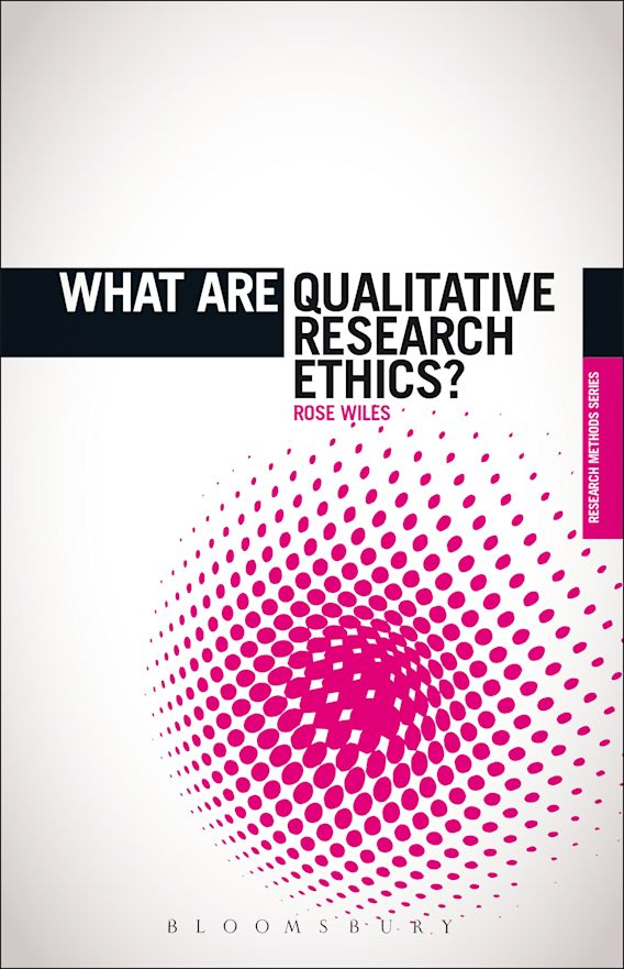 What are Qualitative Research Ethics? cover