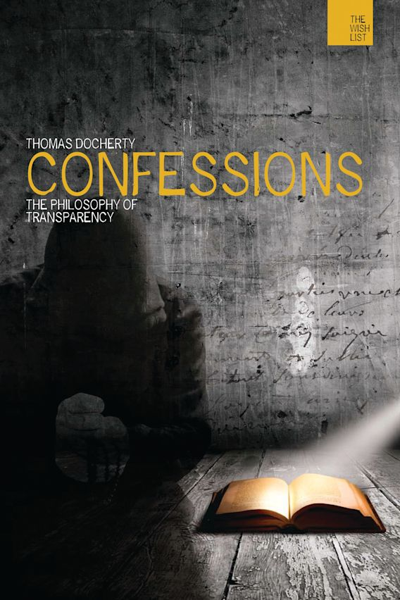 Confessions cover