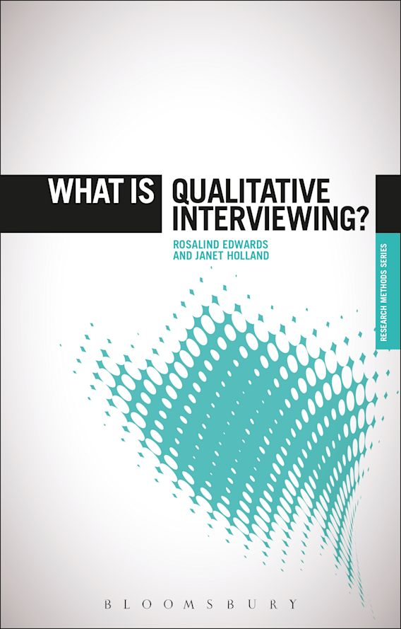 What is Qualitative Interviewing? cover