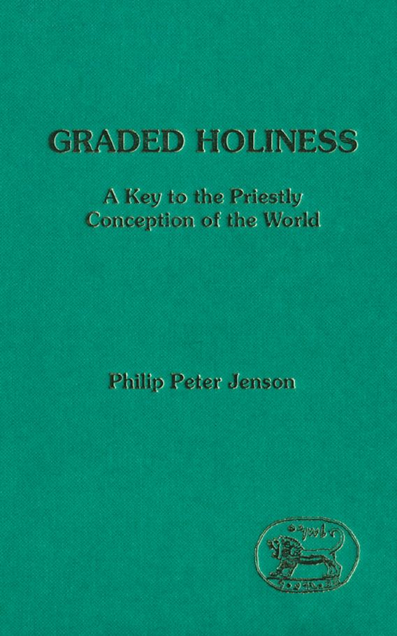 Graded Holiness cover