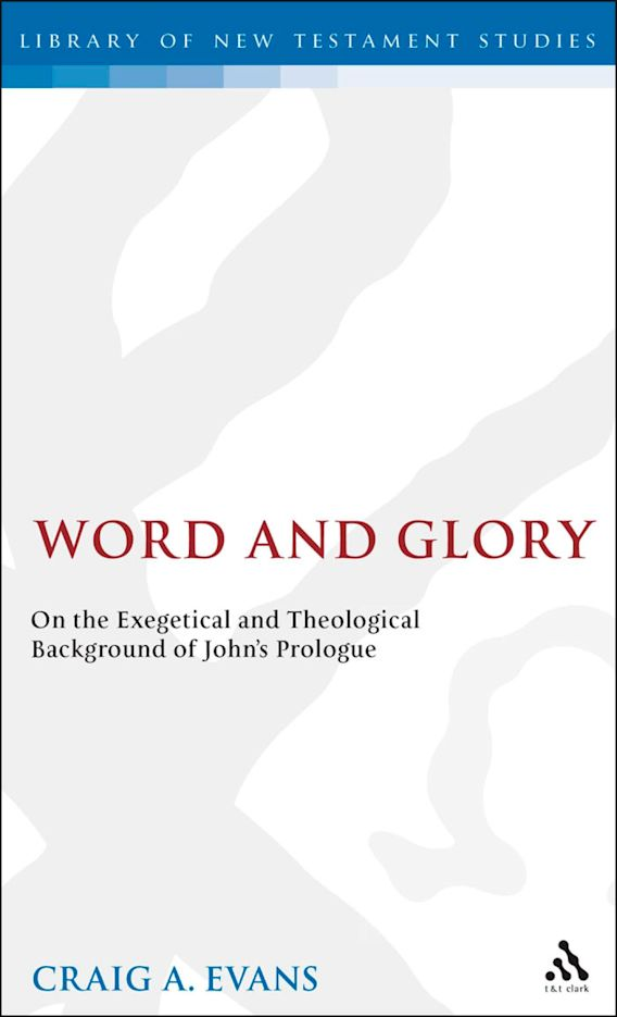 Word and Glory cover
