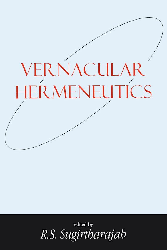 Vernacular Hermeneutics cover