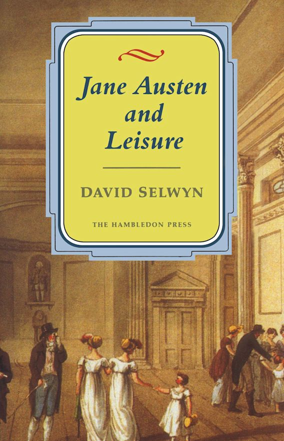Jane Austen and Leisure cover