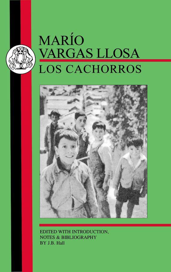 Vargas Llosa: Los Cachorros cover