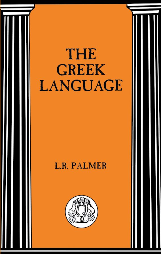The Greek Language cover