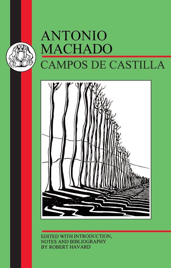 Machado: Campos de Castilla cover