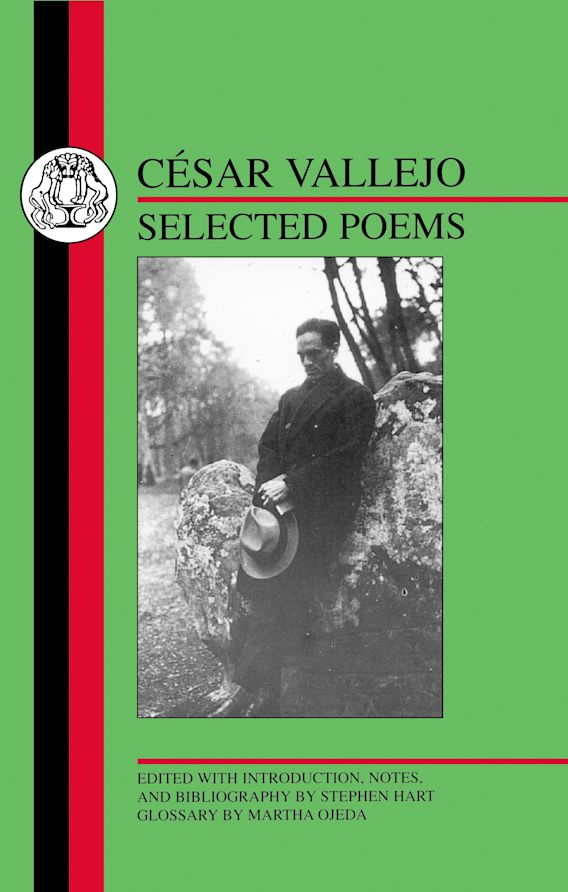 Vallejo: Selected Poems cover