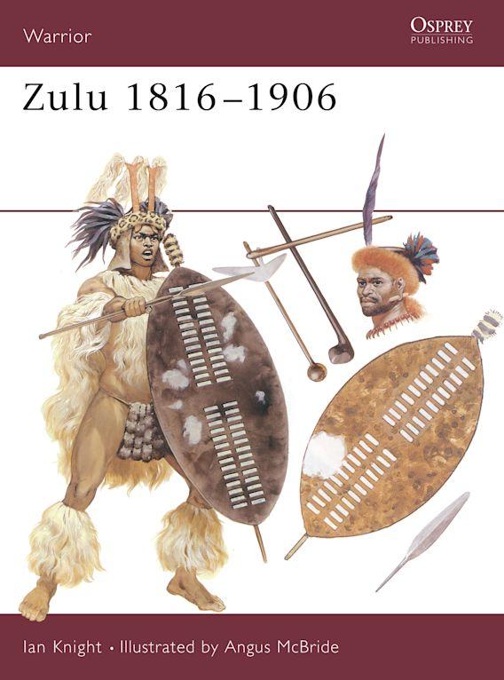 Zulu 1816–1906 cover