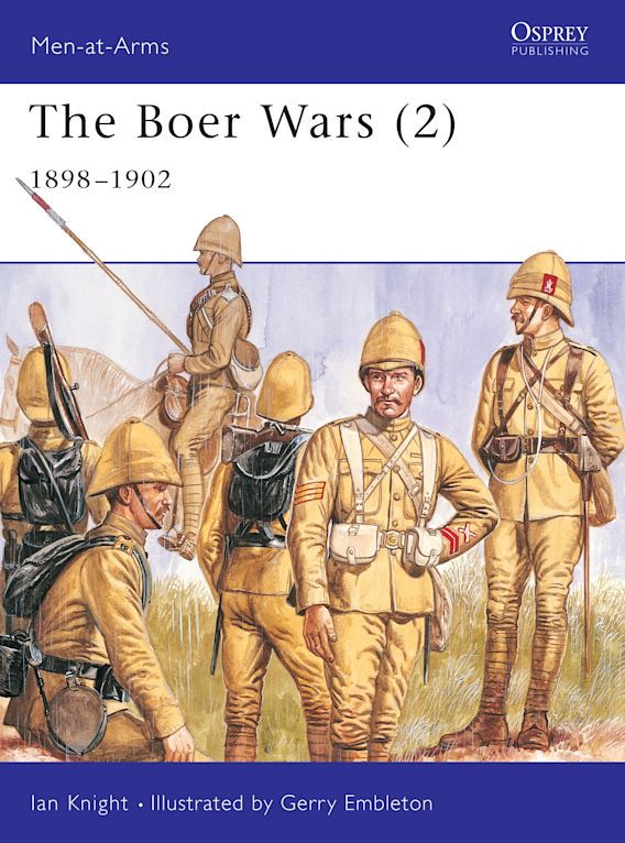The Boer Wars (2) cover