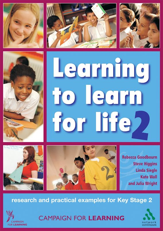 Learning to Learn for Life 2 cover