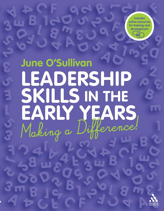 Leadership Skills in the Early Years cover