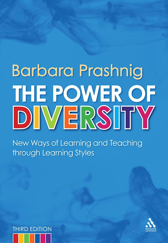 The Power of Diversity 3rd Edition cover