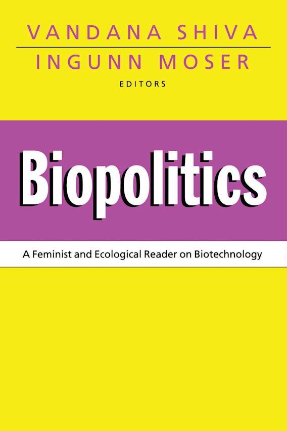 Biopolitics cover