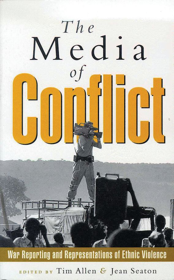 The Media of Conflict cover