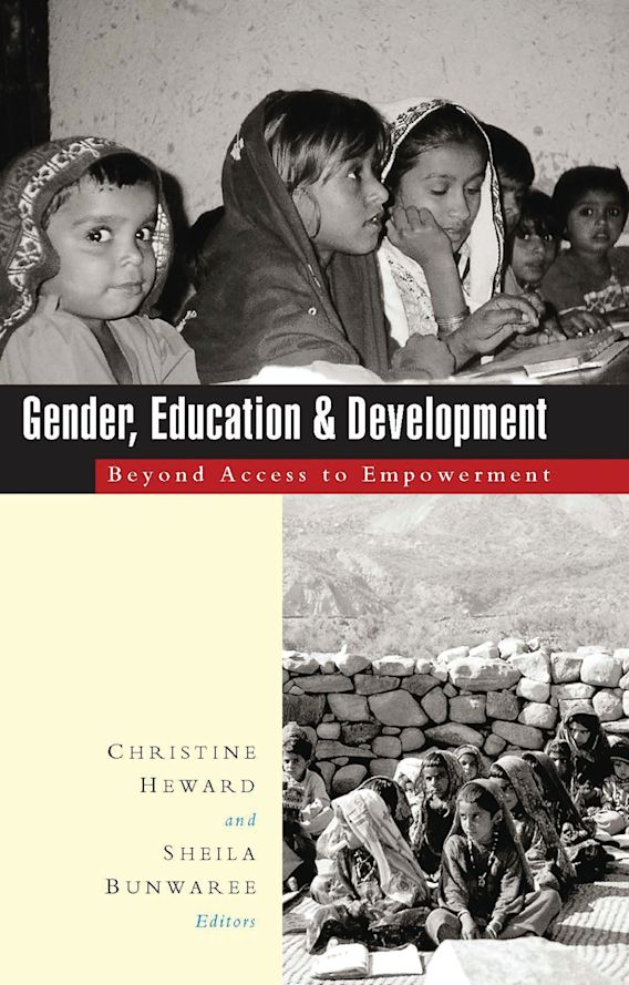 Gender, Education and Development cover