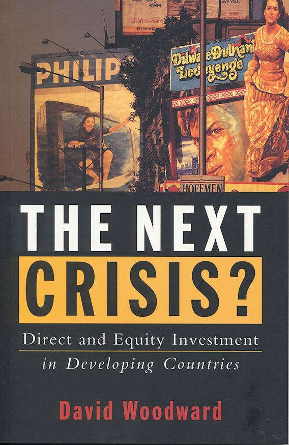 The Next Crisis cover
