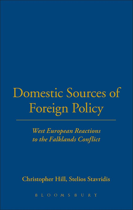 Domestic Sources of Foreign Policy cover