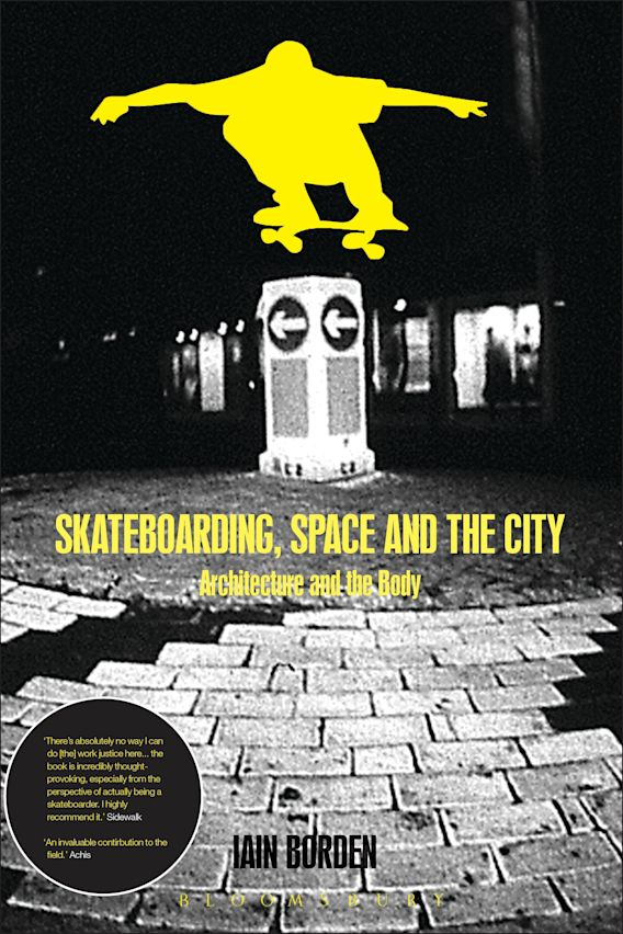 Skateboarding, Space and the City cover