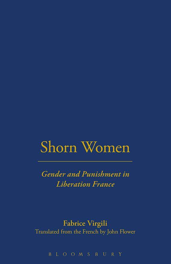 Shorn Women cover