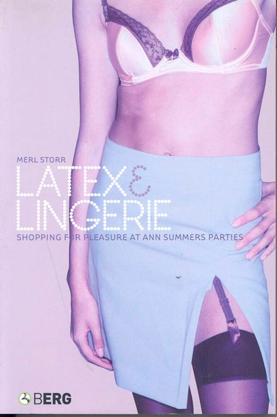 Latex and Lingerie cover