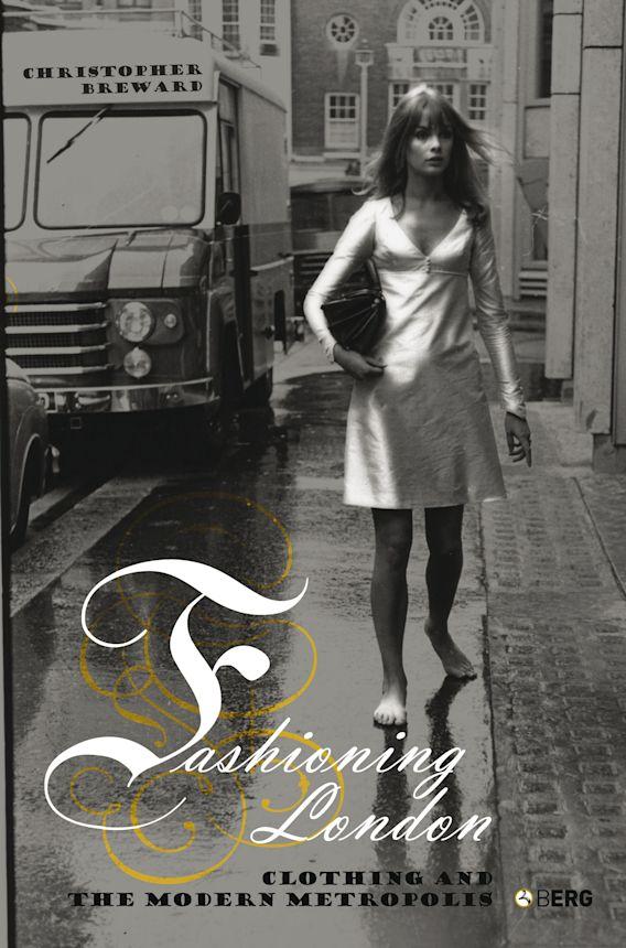 Fashioning London cover