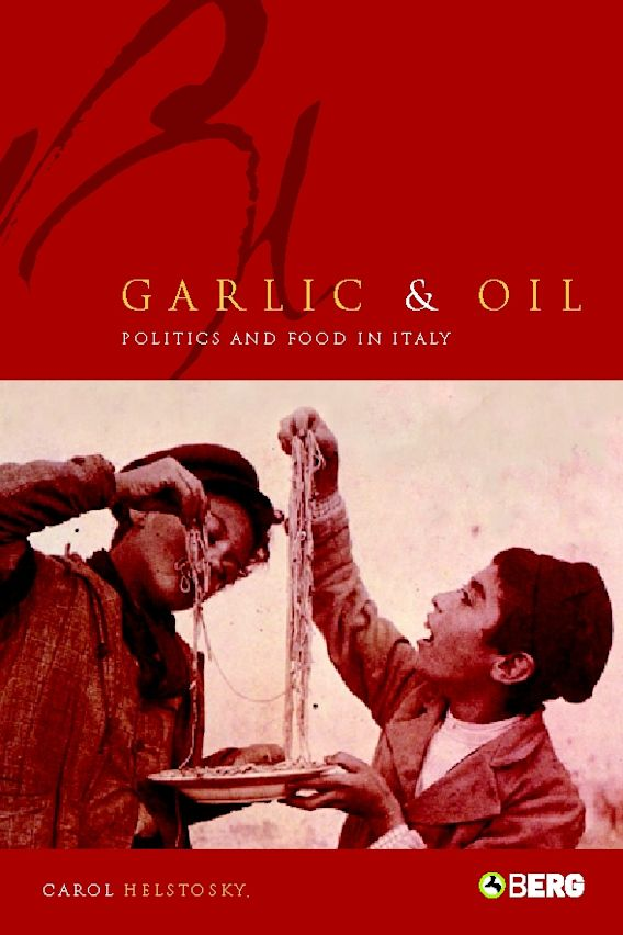 Garlic and Oil cover