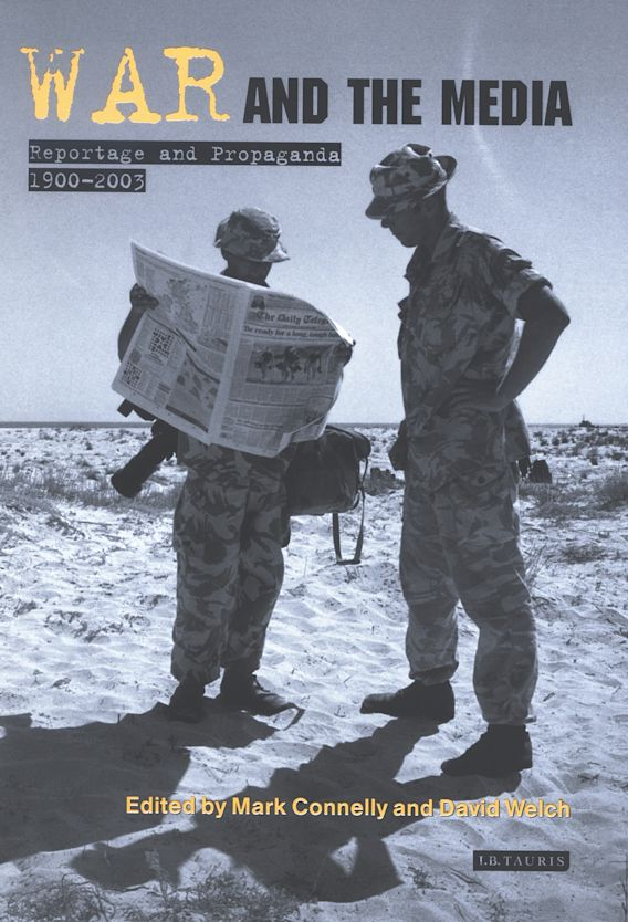 War and the Media cover