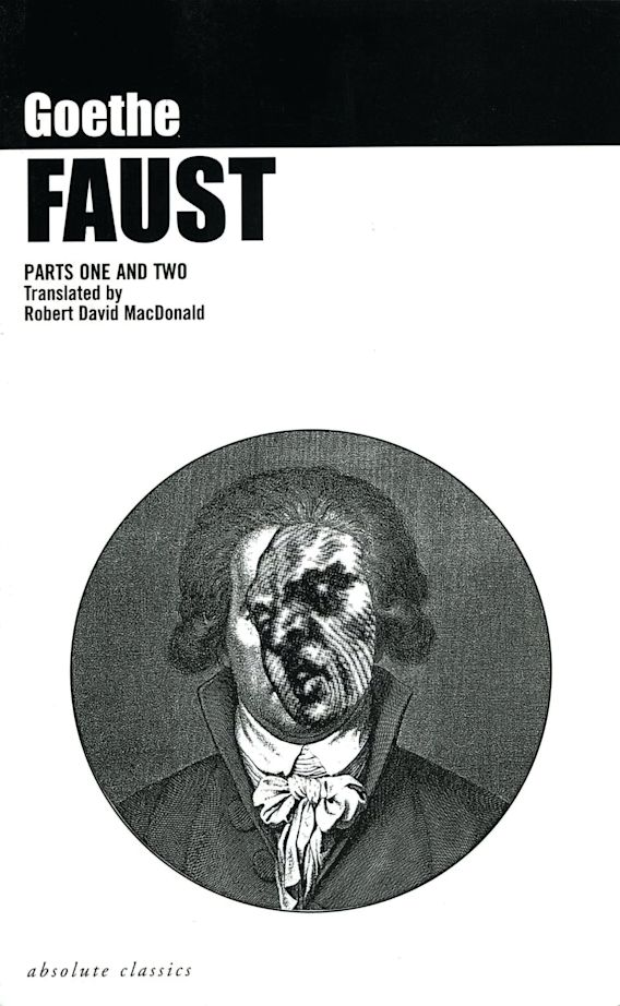 Faust: Parts One and Two cover