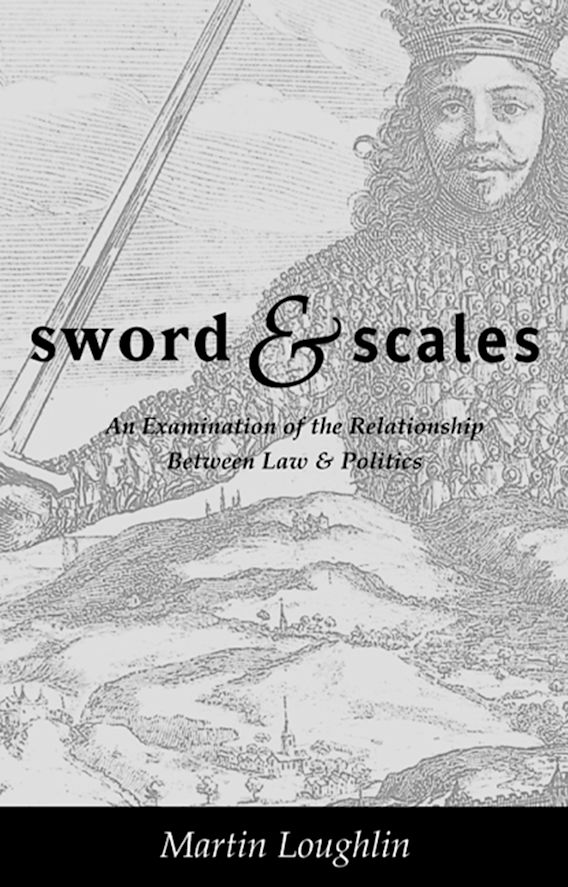 Sword and Scales cover