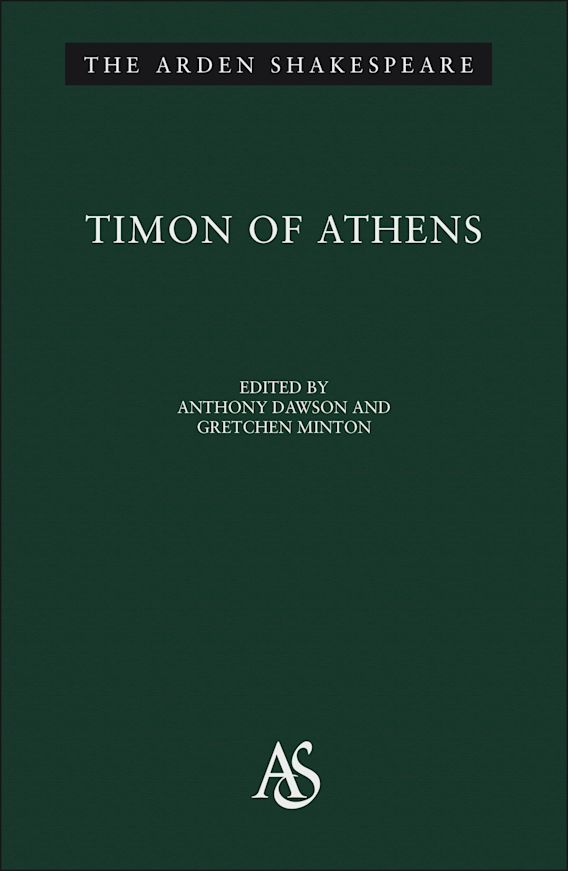 Timon Of Athens cover