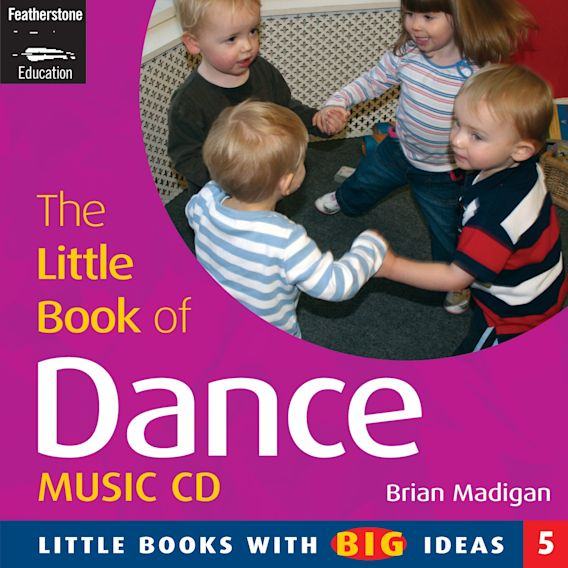 Little Book of Dance Music CD cover