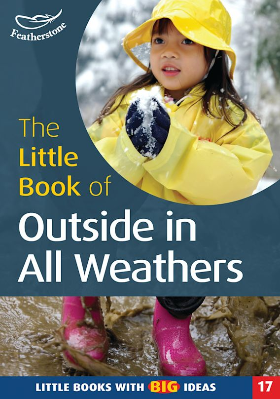 The Little Book of Outside in All Weathers cover