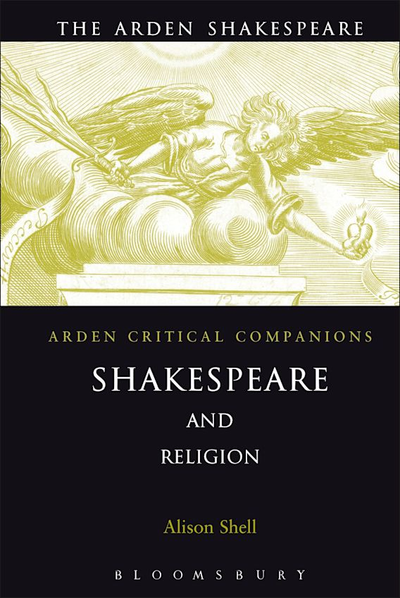 Shakespeare and Religion cover